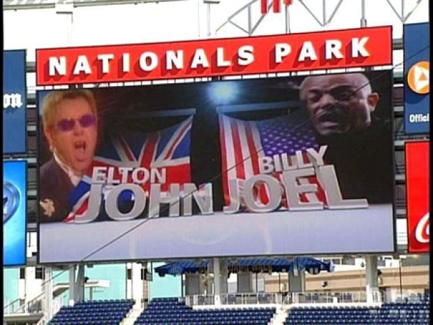 [DC] Elton John and Billy Joel