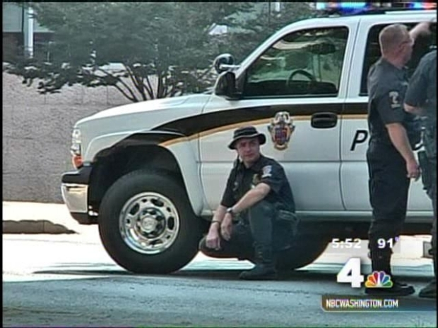 [DC] Police, Discovery Address Media After Standoff