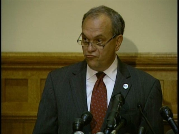 [HAR] New Haven Mayor John DeStefano