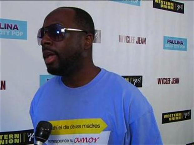 [DGO] Wyclef Jean Shows Love for Military Moms