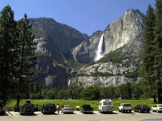 [LA] Rare Sight in Yosemite