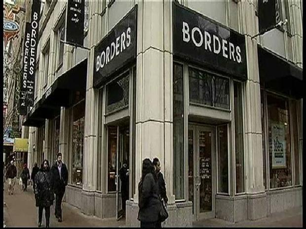 [DGO] Borders Closes the Book on 2 Local Stores