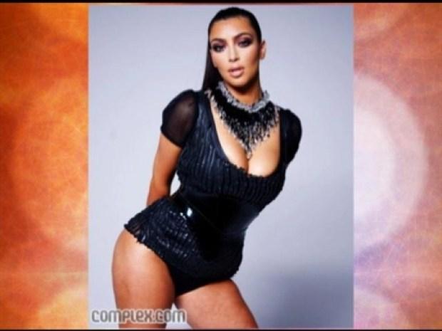 [NATL] Kim Kardashian Photo Flap