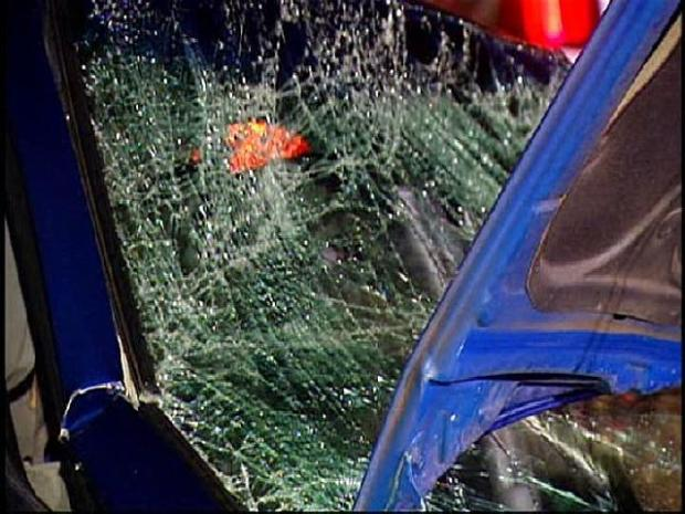 Cement Truck Collides with Cars on NB I-5