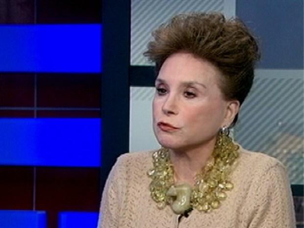 """[NY] Cindy Adams Calls Bernard Madoff """"A Total Pig"""""""