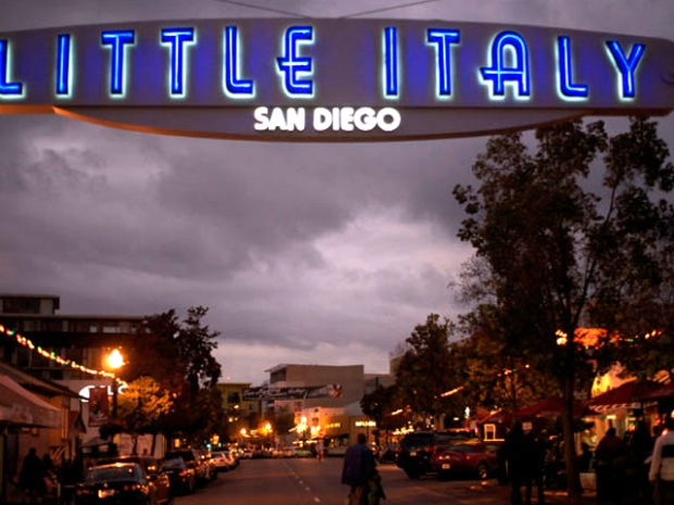 [DGO]#musicmonday: Little Italy Beats