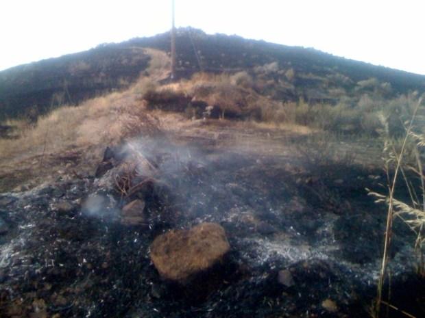 Corona Fire: Blaze Burns 900 Acres