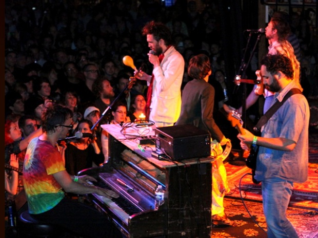 Screen Grabs: Edward Sharpe & the Magnetic Zeros