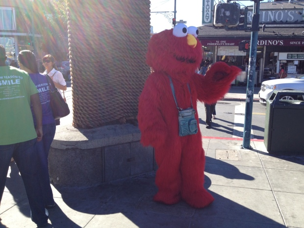 [BAY] Evil Elmo Comes to San Francisco