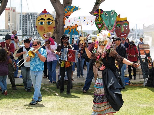 Gator by the Bay Festival of Louisiana Culture Returns to SD