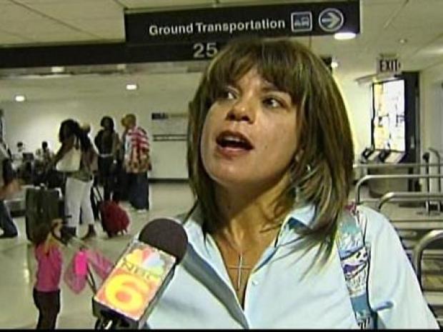 [MI] Passengers React to Hijack False Alarm