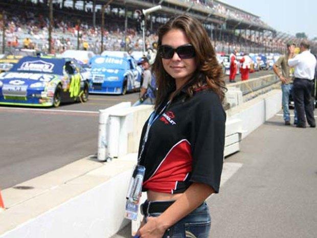 Jessica Brunelli Pushes NASCAR's Limits