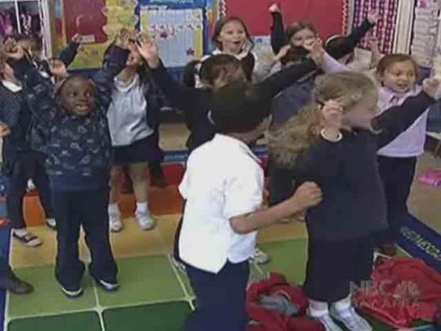 [BAY] New Rules Proposed for Kindergarten