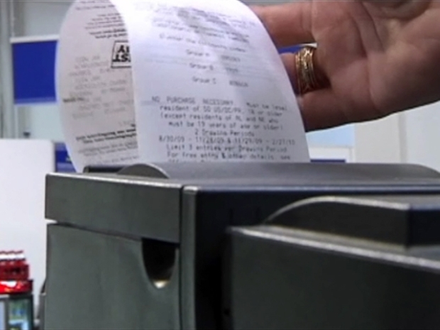 [DFW] Shoppers Annoyed By Stores' Long Receipts
