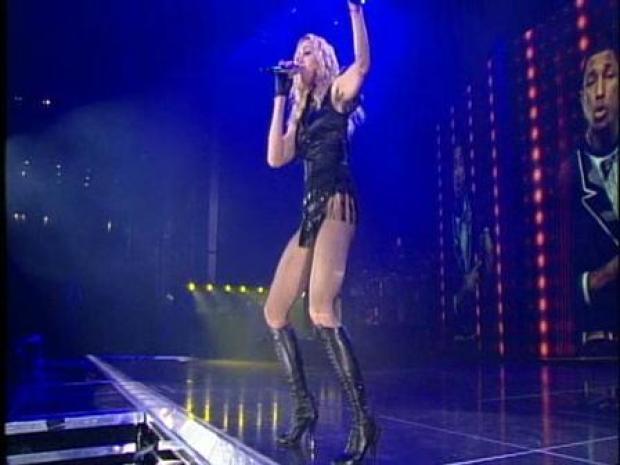 [DGO] Madonna Rocks the Vote
