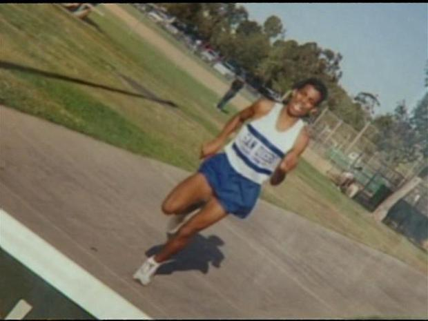 Meb at San Diego HS: 2009