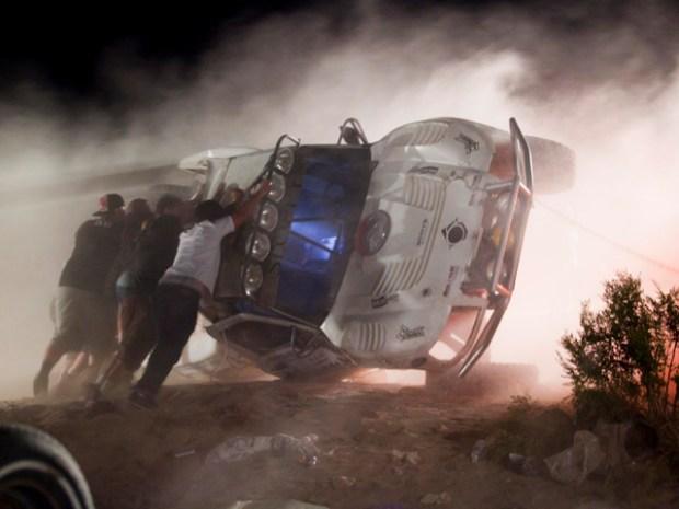 Images: Deadly Off-Road Crash