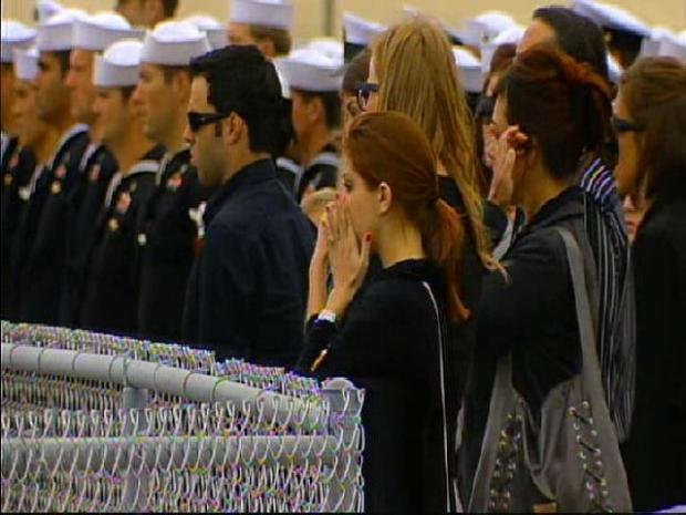 Lt. Mosko Laid to Rest: Images
