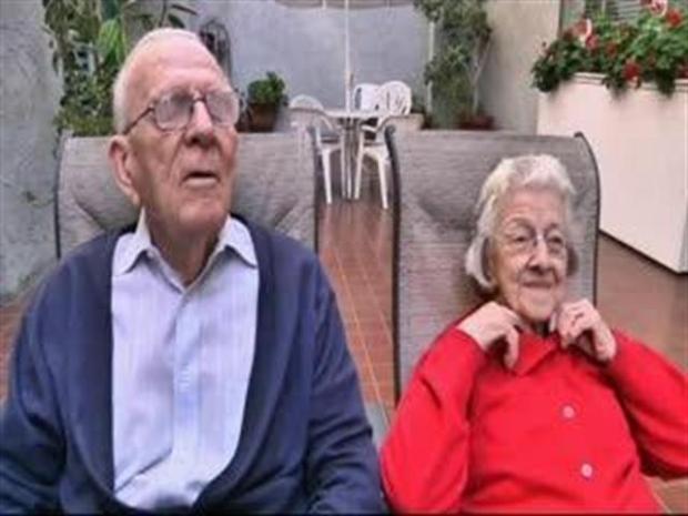 [DGO] Just Married... in Their Nineties