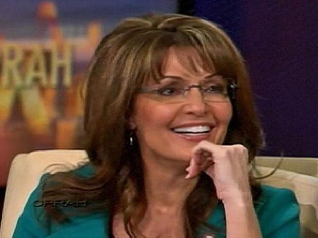 [CHI] Palin Dishes on Levi's Thanksgiving Plans, Katie Couric Interview