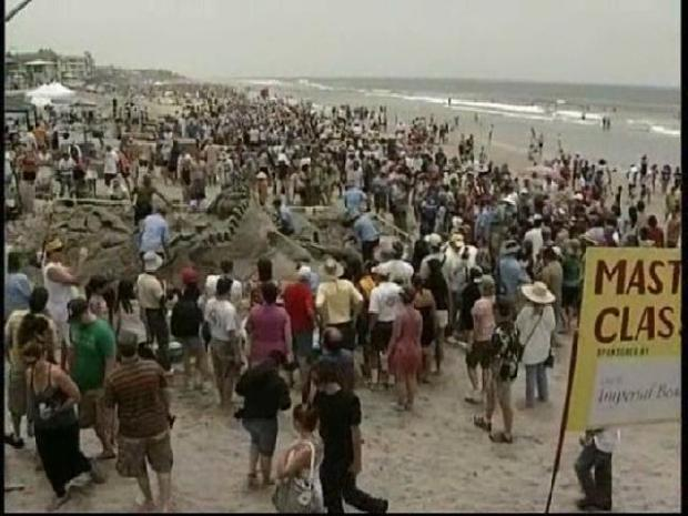 [DGO] Imperial Beach Sandcastle Competition Canceled