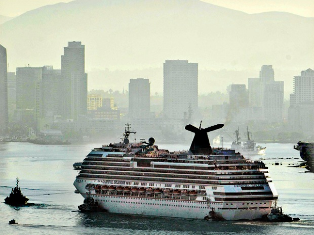 Carnival Splendor's Trouble on the High Seas