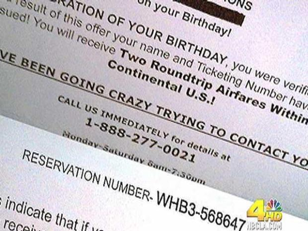 [LA] Promotion's Misprint Could Land You Airline Tickets