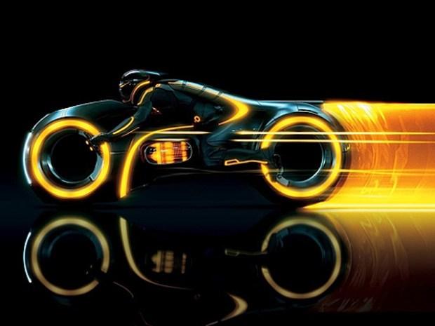 """It's a """"Tron Legacy"""" Concept Art Bonanza"""