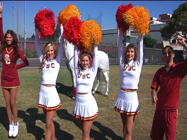 [LA] Fight On: The USC Song Girls