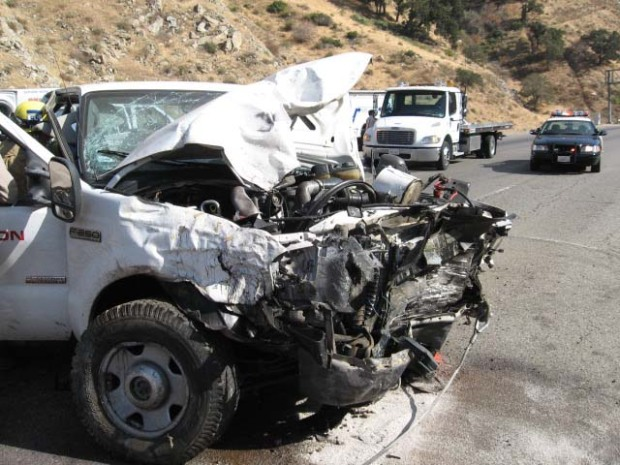 Images: Accident Aftermath