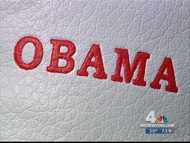[NY] Obama Sneakers Hit Sidewalks Ahead of Inauguration