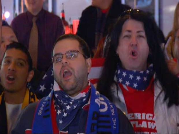 [LA] Just Look at Their Faces: Disappointment for LA Soccer Fans