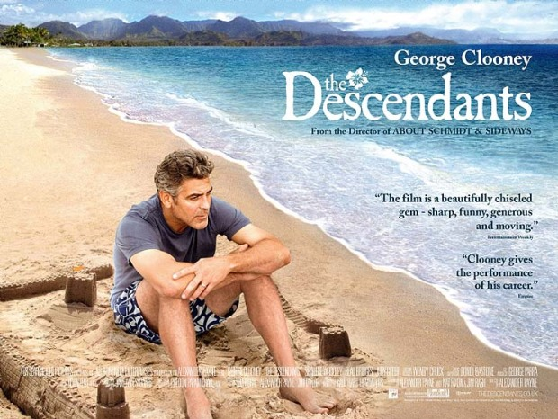 Posterize: Clooney, Depp, Wahlberg and Timberlake All Vying for Your Attention