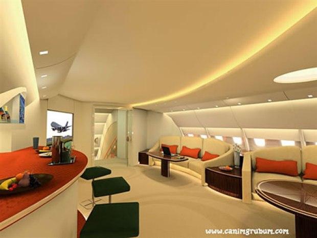 A380 Luxury Lounge