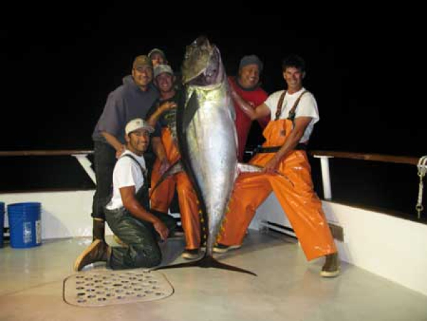 Holy Tuna! Fisherman Lands Triple Jackpot