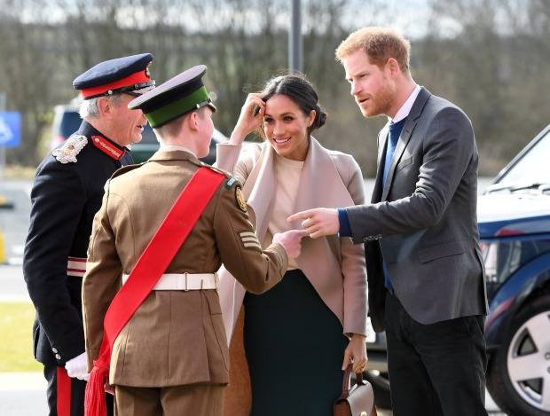 [NATL] 5 Ways Prince Harry and Meghan Markle Are Making Their Big Day Different