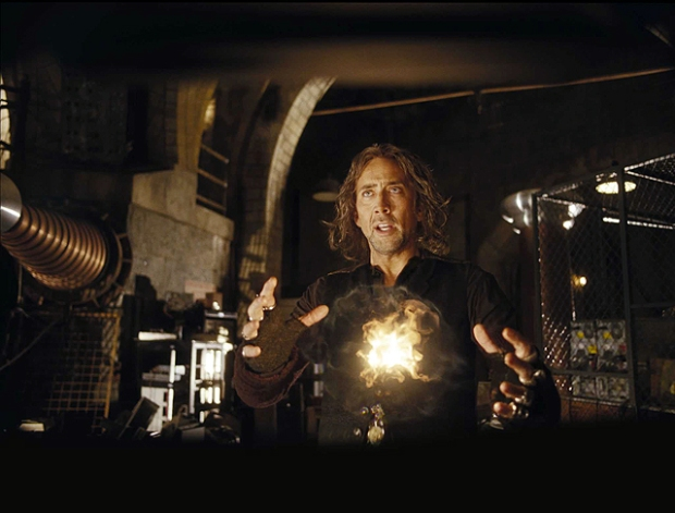 """""""The Sorcerer's Apprentice"""" in Pictures"""