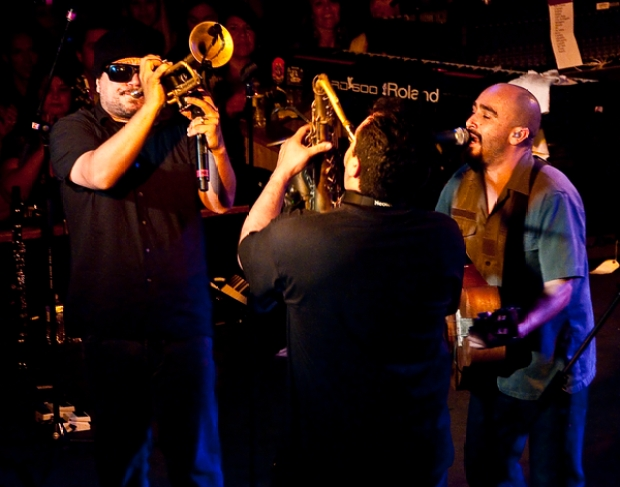 Screen Grabs: Ozomatli at the Belly Up