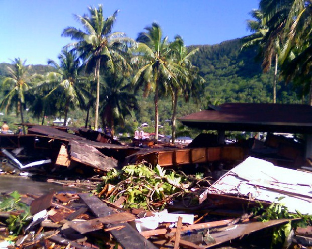 [DGO] San Diegan Samoans React to Tsunami News