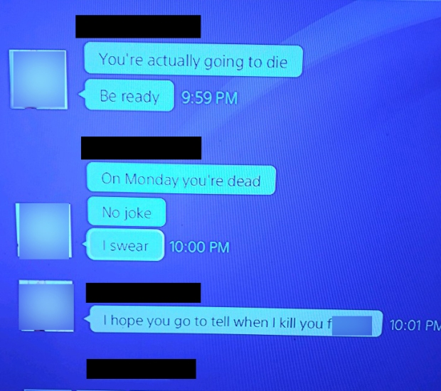 Mar Vista Student Threatened Via PS4 Messages