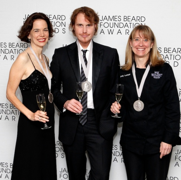 PHOTOS: Star Chefs at the 2012 James Beard Awards