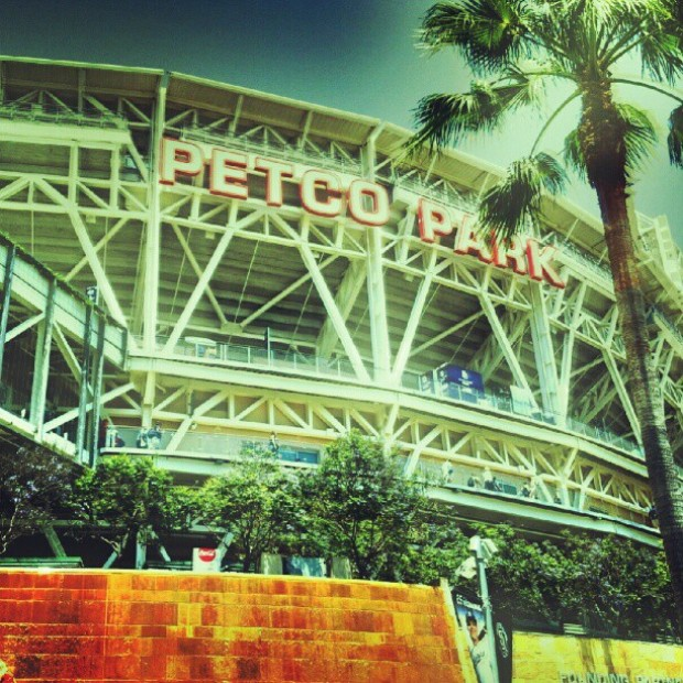 San Diego Padres Images from Instagram