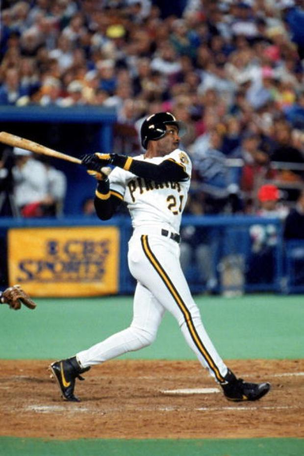 Images of Barry Bonds' Career