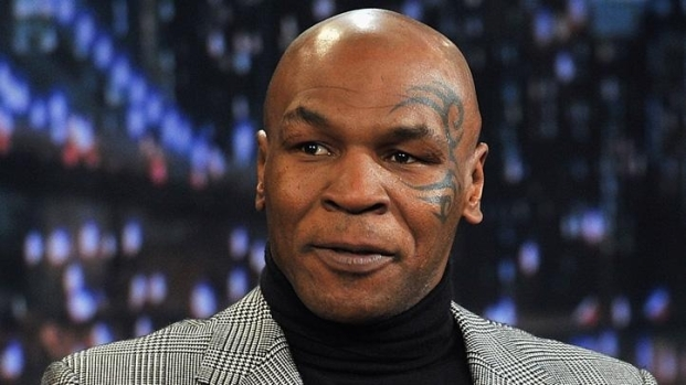 "[NBCAH] Mike Tyson: My Wife Thinks ""DWTS"" Could Break Up Our Marriage"