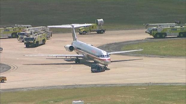 [DFW] AA Flight Evacuation at DFW