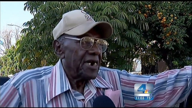 [LA] 100-Year-Old Driver Speaks About Collision into Children