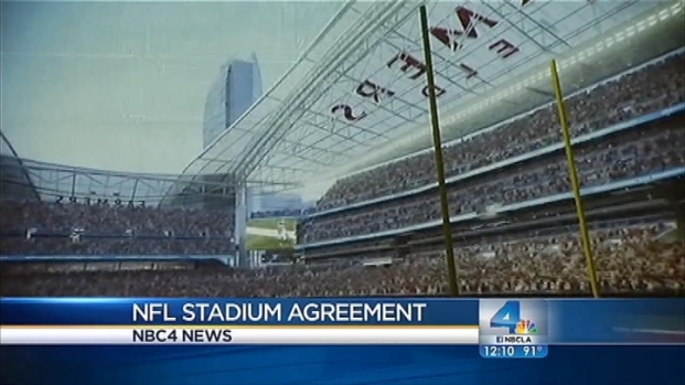 """[LA] """"One Giant Step Closer"""" to NFL in LA"""