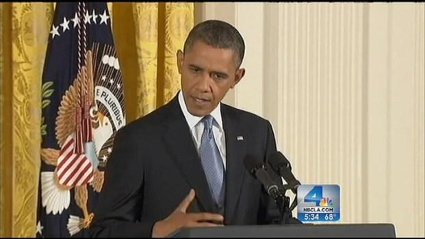 [LA] Obama Addresses Petraeus Scandal