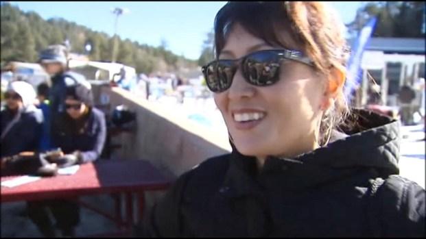 [LA] Thanksgiving Skiing Instead Of Turkey