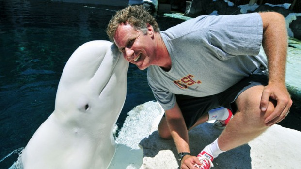 Celebs at SeaWorld San Diego